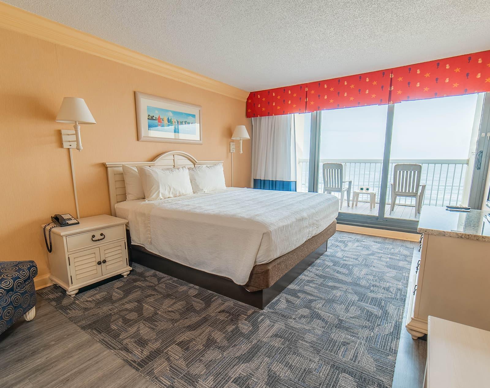 Jacuzzi Penthouse Room
