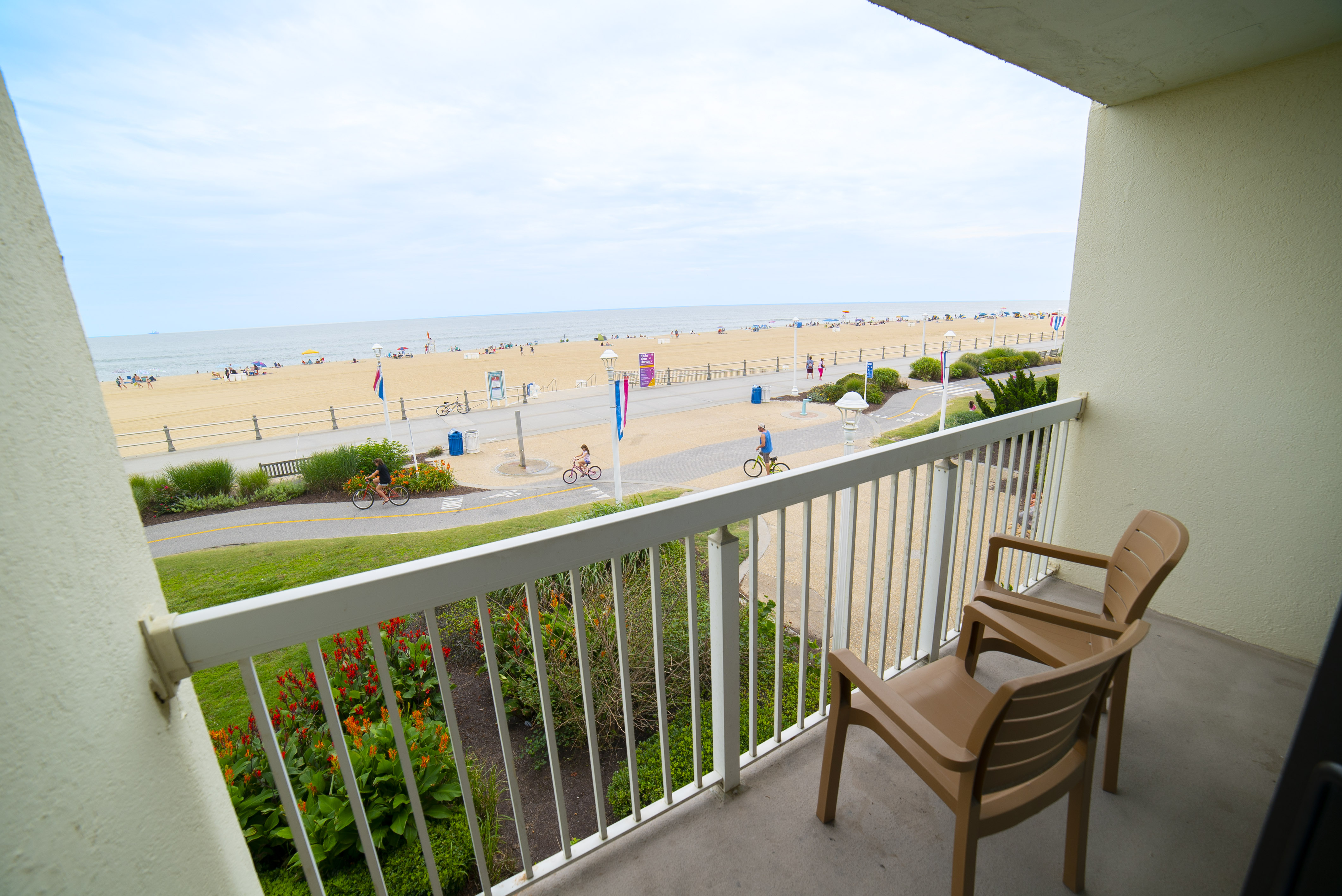 Balcony View with Chairs 2020
