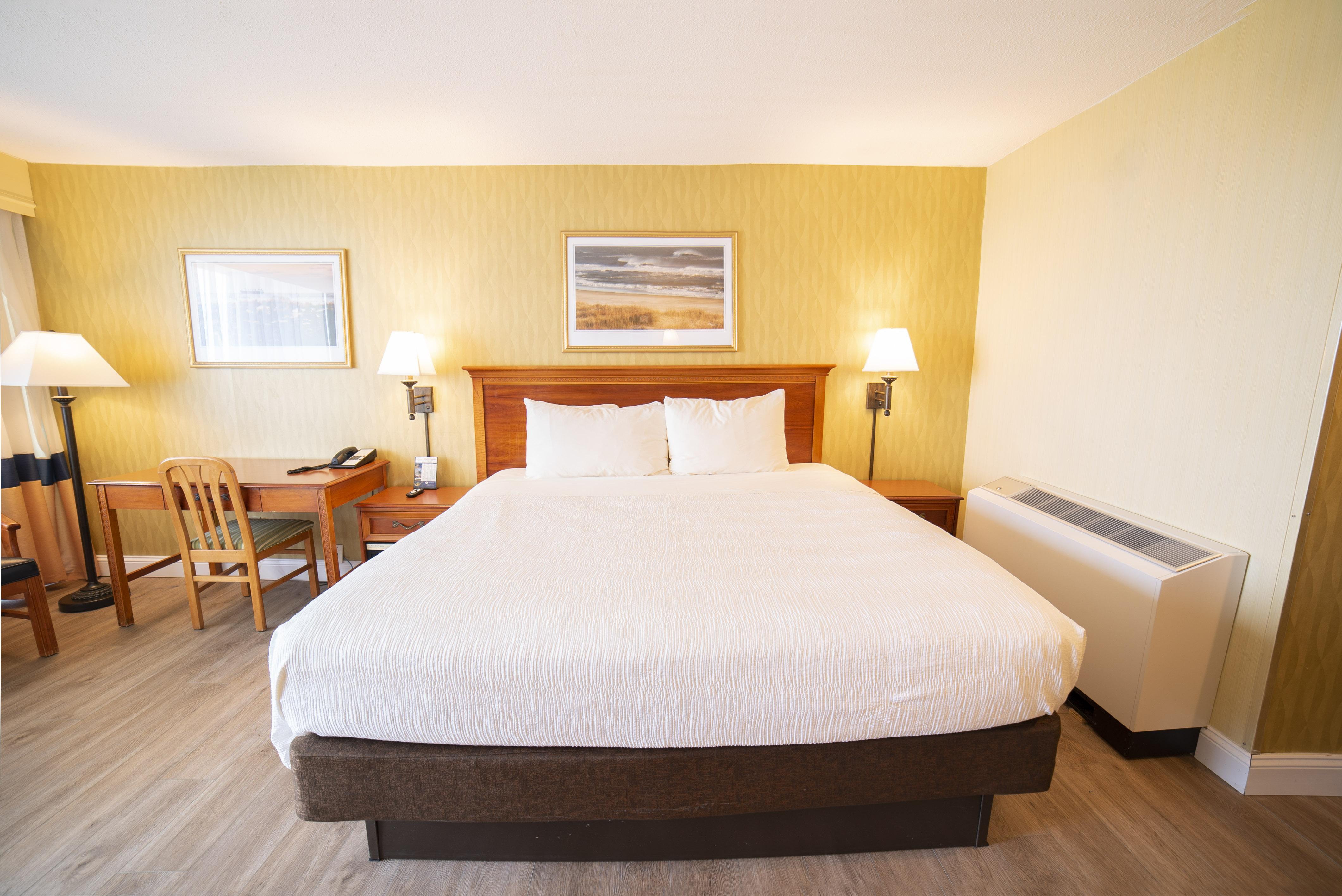 King Room Bedview 2020