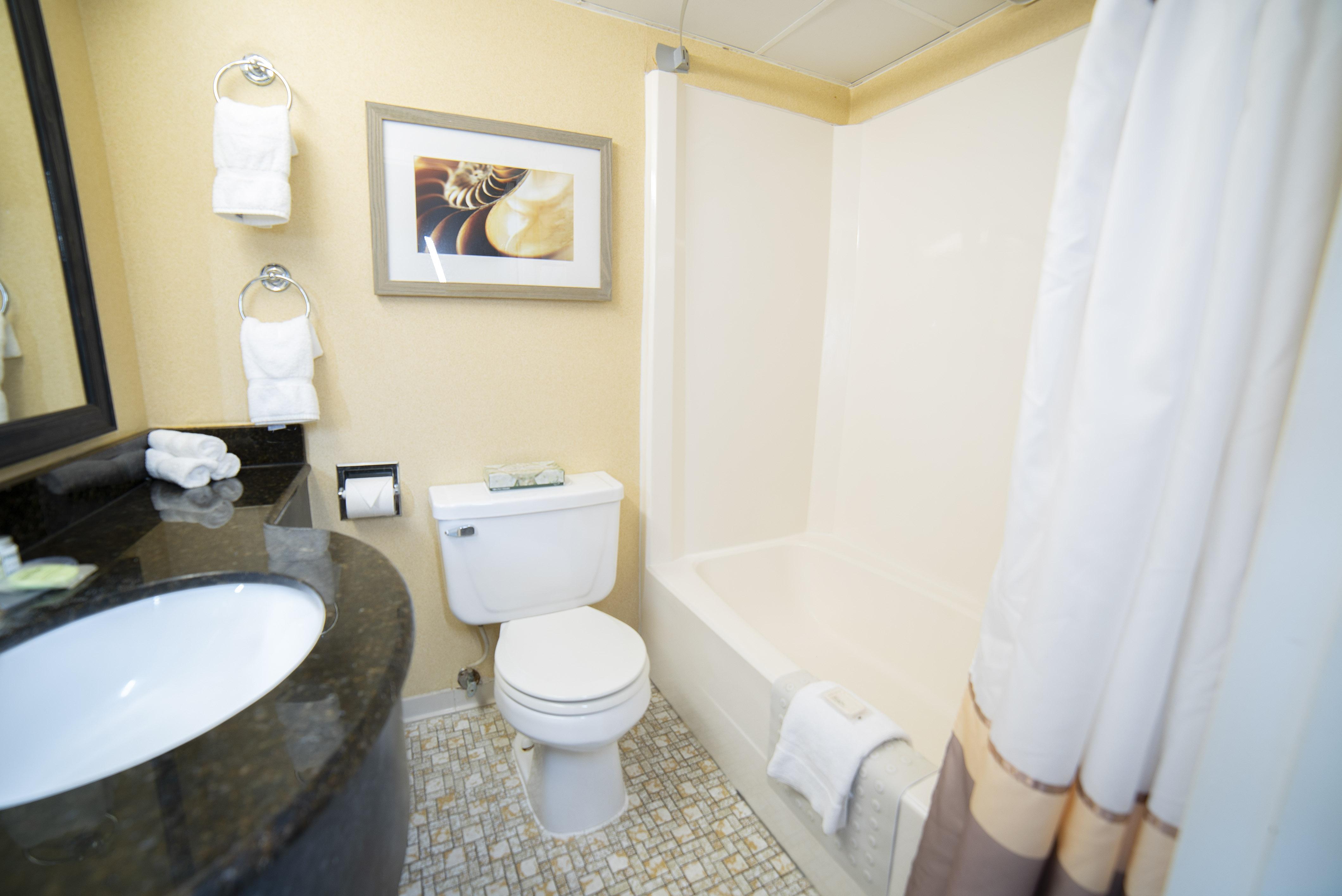 Oceanfront Room Bathroom 2020